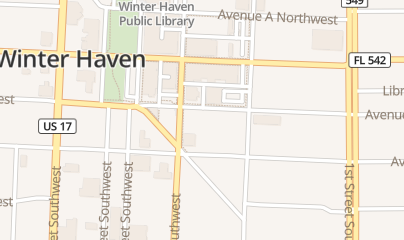 Directions for F E A R LLC in WINTER HAVEN, fl 260 AVENUE A SW