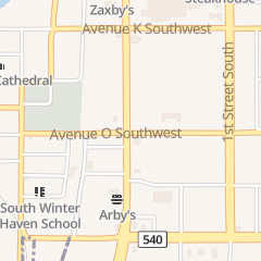 Directions for Eddie's Chinese Take Out in Winter Haven, FL 1524 3rd St Sw