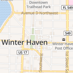 Directions for Grode Robert D II Attorney in Winter Haven, fl 70 4Th St NW