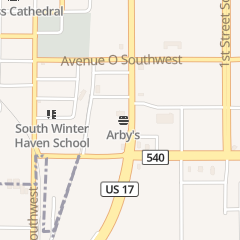 Directions for Arby's Restaurant in Winter Haven, FL 1625 3rd St Sw