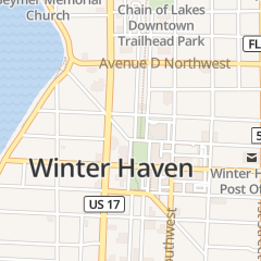 Directions for Crosby & Associates in Winter Haven, FL 505 Avenue A Nw Ste 306