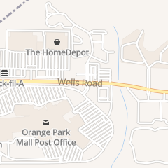 Directions for Wired Salon & Day Spa in Orange Park, FL 1980 Wells Rd Ste 7