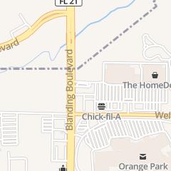 Directions for Kentucky Fried Chicken in Orange Park, FL 17 Blanding Blvd