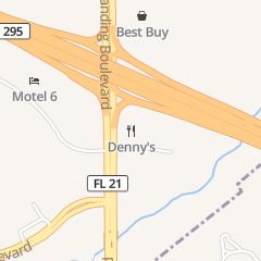 Directions for Denny's Jacksonville in Jacksonville, FL 8409 Blanding Blvd