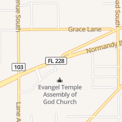 Directions for Fresh Grille in Jacksonville, FL 5808 Normandy Blvd