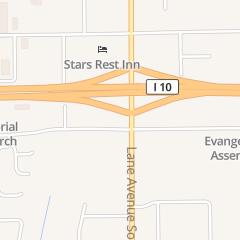 Directions for The Keyman in Jacksonville, fl 6511 Ramona Blvd