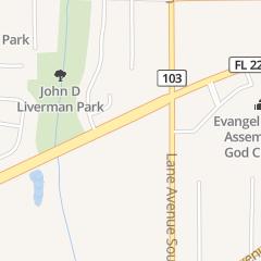 Directions for Captain D's in Jacksonville, FL 6550 Normandy Blvd