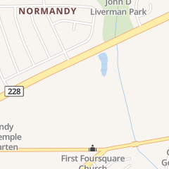Directions for Mcdonald's in Jacksonville, FL 6830 Normandy Blvd