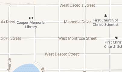 Directions for Bacchus Vino Etc in Clermont, FL 692 W Montrose St