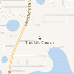 Directions for Liberty Baptist Church in Clermont, FL 11043 True Life Way