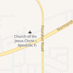 Directions for McDonald's Restaurant in Jacksonville, FL 8029 Normandy Blvd