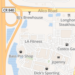 Directions for L.A. Fitness in Fort Myers, FL 10058 Gulf Center Dr