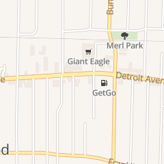 Directions for Hixson's School of Floral Design in Lakewood, OH 14125 Detroit Ave