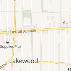 Directions for Lakewood Hospital in Cleveland, OH 14519 Detroit Ave