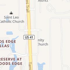 Directions for Curves in Bonita Springs, FL 28441 S Tamiami Trl Ste 205