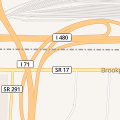 Directions for Brookpark Adult Video & Books in Cleveland, OH 16700 Brookpark Rd