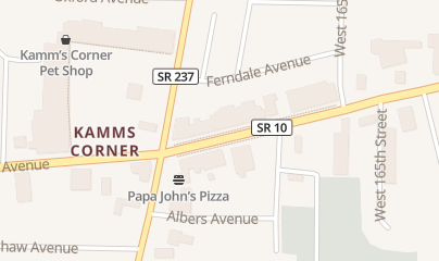 Directions for Kamm's Pub in Cleveland, OH 17004 Lorain Ave