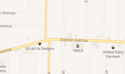 Directions for Daystar Boutique in Lakewood, OH 17102 Detroit Ave