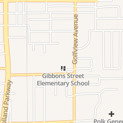 Directions for Gibbons Street Elementary in Bartow, FL 1860 E Gibbons St