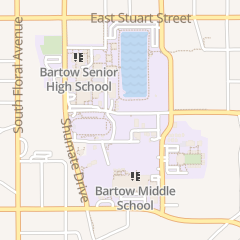 Directions for Bartow High School in Bartow, FL 1275 S Broadway Ave