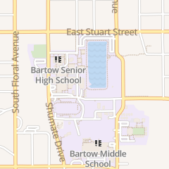 Directions for Bartow High School - Chorus in Bartow, FL 1270 S Broadway Ave