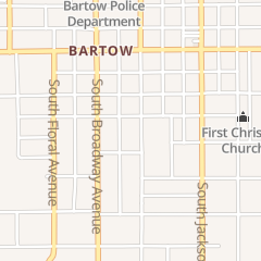 Directions for Associates Reformed Presbyterian Church in Bartow, FL 205 E Stanford St