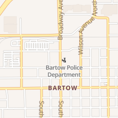 Directions for County of Polk in Bartow, FL 455 N Broadway Ave