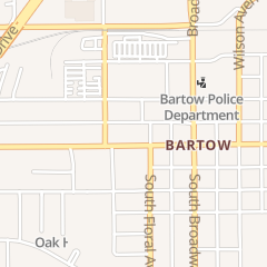 Directions for Agency of Wes Kidwell Bail Bonds in Bartow, FL 343 W Davidson St Ste 102