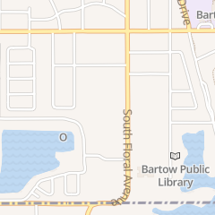 Directions for County of Polk in Bartow, FL 1915 S Floral Ave