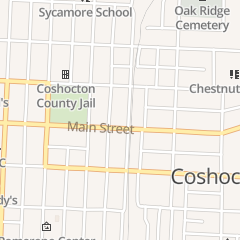 Directions for The Coshocton Yard in Coshocton, OH 442 Main St