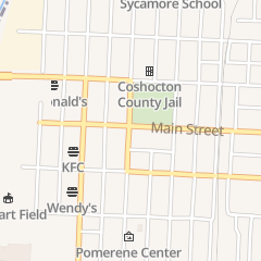 Directions for Court Square Cafe in Coshocton, OH 241 Main St