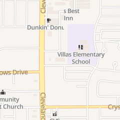 Directions for New Balance in Fort Myers, FL 1900 Trailwinds Dr