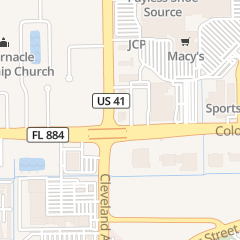 Directions for Casual Male Xl in Fort Myers, FL 4455 Cleveland Ave Ste 1