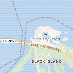 Directions for Lovers Key Beach Club Condominium Assoc in Bonita Springs, FL 8701 Estero Blvd
