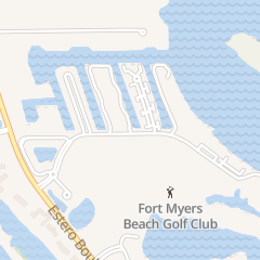 Directions for Harbour Pointe Condominium Association in Fort Myers Beach, FL 4263 Bay Beach Ln