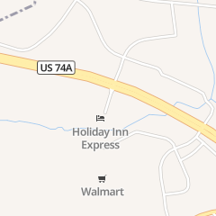 Directions for FATZ in Forest City, NC 118 Hilltop Way