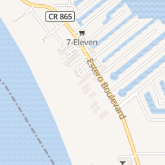 Directions for Privateer Condominium in Fort Myers Beach, FL 6500 Estero Blvd
