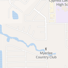 Directions for Myerlee Circle Condo Association in Fort Myers, FL 6945 Dog Leg Way