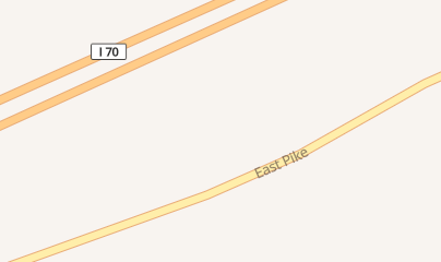 Directions for Quinlan's Motor Sales in Zanesville, OH 4485 E Pike