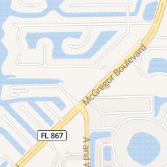 Directions for Marinemax in Fort Myers, FL 14070 Mcgregor Blvd Ste a