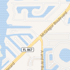 Directions for Searay Marinemax in Fort Myers, FL 14070 McGregor Blvd