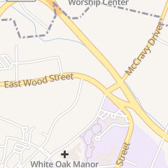 Directions for Plastic Surgery Center of the Carolinas in Spartanburg, SC 391 Serpentine Dr Ste 250