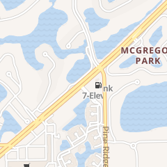 Directions for Coldwell Banker - Naples?_ in Fort Myers, FL 15065 Mcgregor Blvd Ste 106