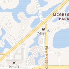Directions for Luxury Property Firm in Fort Myers, FL 15065 Mcgregor Blvd