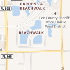 Directions for Beachwalk Isles in Fort Myers, FL 11221 Boardwalk Pl