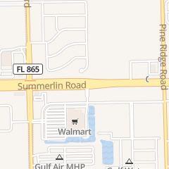 Directions for Sas Shoes in Fort Myers, FL 20350 Summerlin Rd Ste 1150
