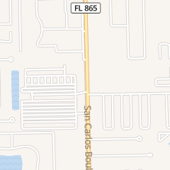 Directions for Paramount Marine in Fort Myers, FL 16310 San Carlos Blvd Ste 2