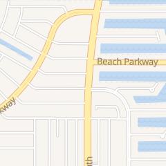 Directions for Cape Coral Vacation Rentals in Cape Coral, FL 4226 Del Prado Blvd S