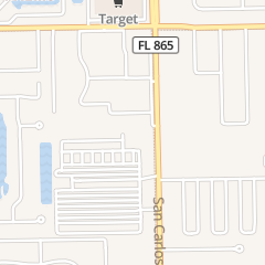 Directions for Holiday Park Condi Assn in Fort Myers, FL 16410 San Carlos Blvd