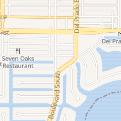 Directions for Cape Paradise Resort in Cape Coral, FL 1502 Miramar St